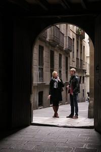 Barri Gotic Doorway 5
